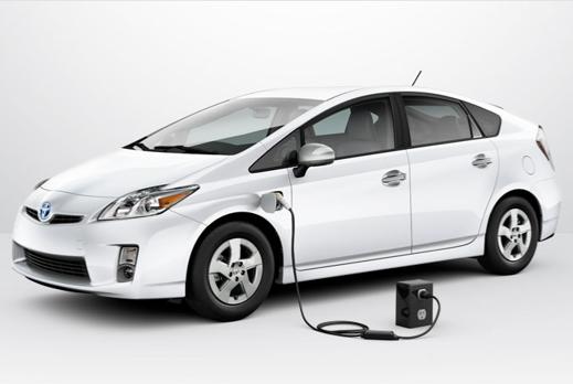 Storebror  till Toyota Prius Plug-in kommer 2015 - Hoppas vi!