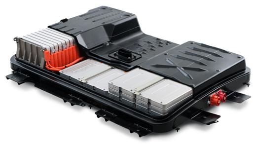 Nissan LEAFs batteripack