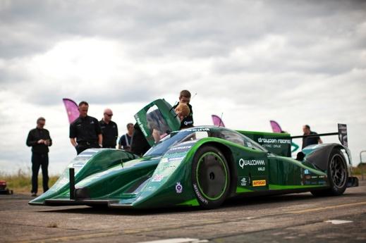Framtidens racingbil