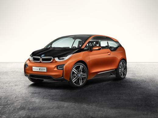 BMW i3 koncept