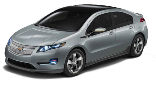 Chevrolet Volt är populärast