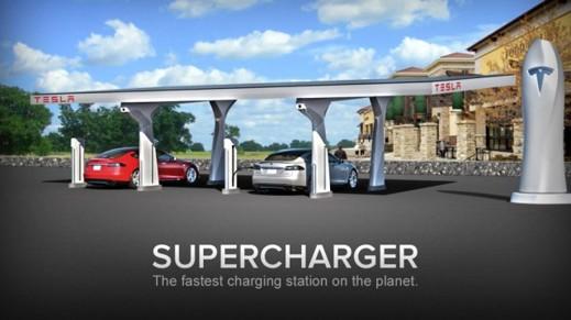 30 minuter är inte tillräckligt snabbt för Tesla