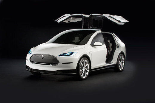 Ska Model S få Model X 4-hjulsdrift?