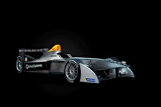 Spark-Renault SRT 01E 100% Elbil
