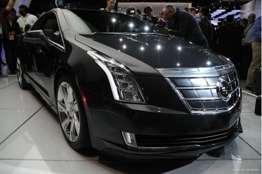 Cadillac ELR 2014 börjar levereras i Januari
