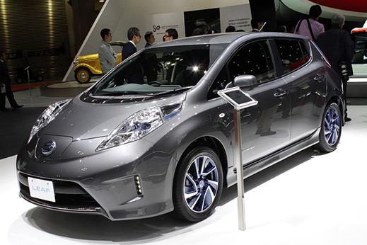 Nissan LEAF AERO