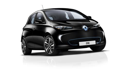 Renault Zoe Europas mest sålda elbil