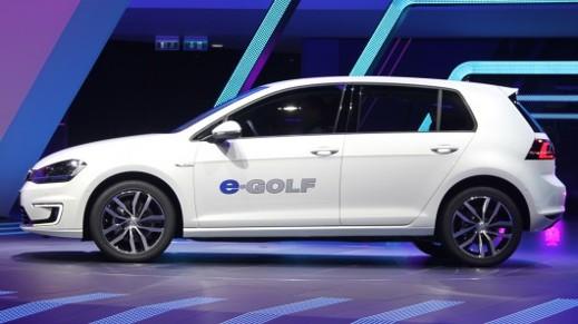 VW e_Golf
