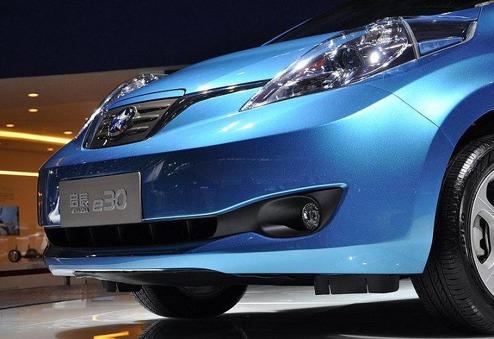 Venucia E30 Kinesisk version av Nissan Leaf