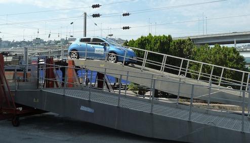 Enkelt resande med Nissan LEAF (Bild: Plugincars.com)