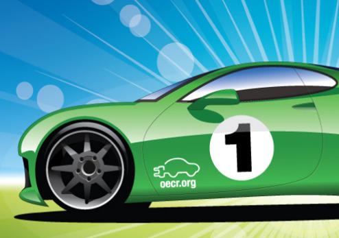 Vem vinner årets elbilsrally?
