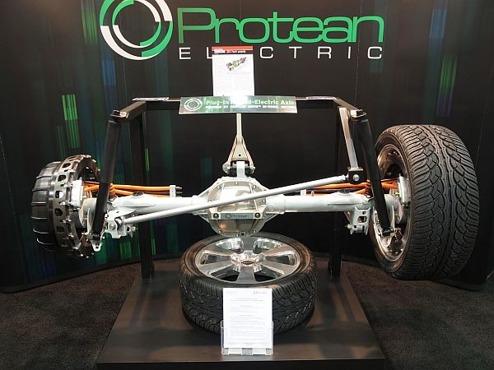 Kommer NAV-motorer i framtidens elbilar?