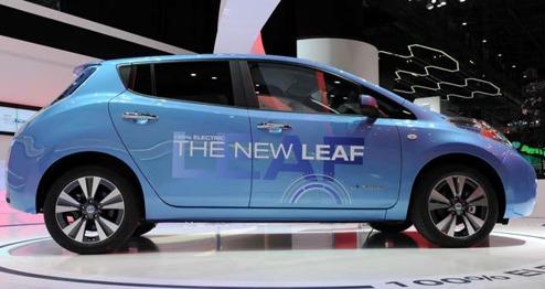 Valfrihet med nya Nissan LEAF