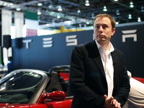 Det går snabbt med Tesla Motors