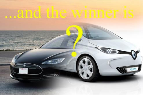 Model S eller Zoe?