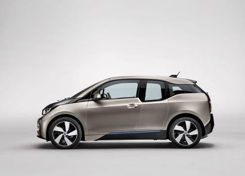 Stor efterfrågan på BMW i3