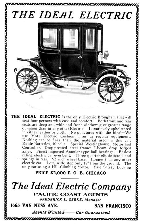 Svårt att sälja elbilar?