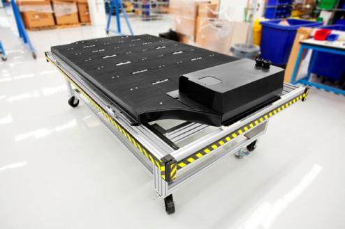Norrmännen stora användare av Litium-Jon batterier