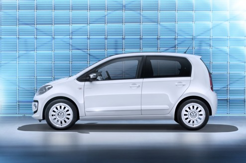 VW Twin Up plug-in hybrid