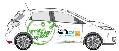 Renault Zoe kommer att visas upp