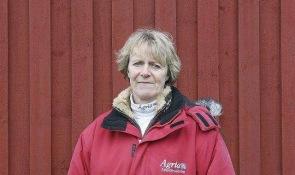 Solveig Rydén Falk är verksamhetschef för Lomma ridklubb. Foto: Andreas Holm