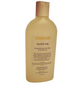 Massage oil minyak zaitun,(Oliv oil) 250ml