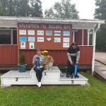 20190707 Bollnäs M Hopp 1B - Första plats Lena och Foxie