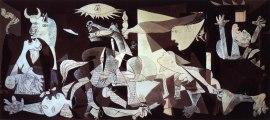 La Guernica av Pablo Picasso