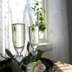 Romantisk bröllops