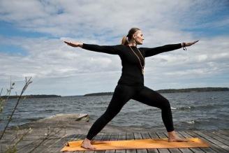 Kasia Lindahl - Hatha yoga, även meditationer
