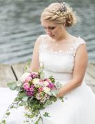 Bröllopsmakeup utan konsultation