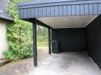 Byggnation av carport i Karlstad