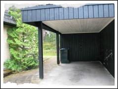 Byggnation och målning av carport i karlstad