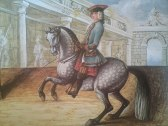 "Från boken ""the Classical Riding Master""  The Wilton House Collection, rights for these picutres, searched at Wilton House"