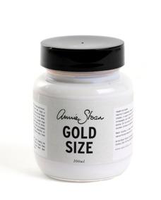 Annie Sloan Gold size lim - Annie Sloan Gold size