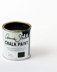 Chalk Paint™ Graphite 1 liter - Chalk Paint 1 liter Graphic