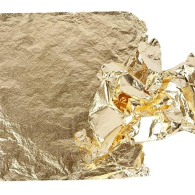 Metallblad Guld - Bladmetall Guld