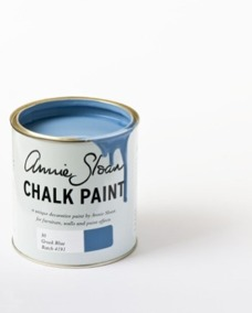 Chalk Paint™ Greek blue - Chalk Paint Greek Blue 1liter