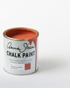 Chalk Paint™ Scandinavian Pink - Chalk Paint Scandinavia 1 liter