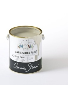 Wall paint Paris Grey 2,5 l + 120ml - Wall Paint, Paris Grey