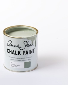 Chalk Paint™ Duck Egg Blue - Chalk Paint Duck Egg Blue 1 liter