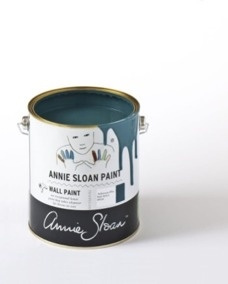 Wallpaint Abusson blue - Wallpaint Abusson blue