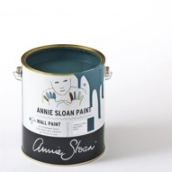 Wallpaint Abusson blue