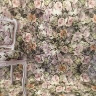 Spring Cottage Flowery, 50% Van Asch tyg