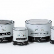 White Chalk Paint™ wax, 120-500ml