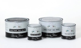 White wax 120-500ml - White Chalk Paint wax 120ml