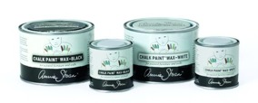 Black Chalk Paint™ wax,120-500 ml - svart vax 500ml