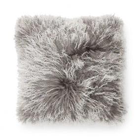 Kuddfodral grey snowtop - Kuddfodral solid grey