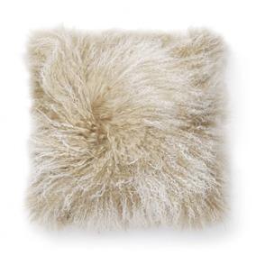 Kuddfodral Beige snowtop - Kuddfodral beige snowtop