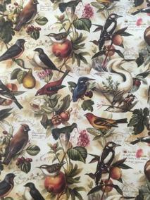 Fåglar 50x70 - Fåglar
